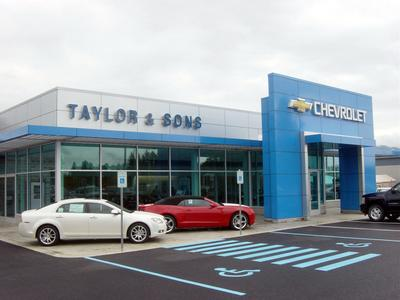 Taylor & Sons Chevrolet Image 4