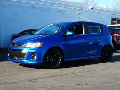 2018 Chevrolet Sonic Premier for sale VIN: 1G1JF6SB6J4108288