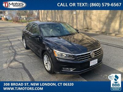 Volkswagen Passat 2018 for Sale in New London, CT