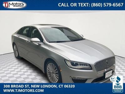 Lincoln MKZ 2017 for Sale in New London, CT