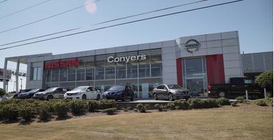 Conyers Nissan Image 1