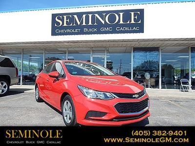 2017 Chevrolet Cruze LS for sale VIN: 1G1BC5SM0H7222286