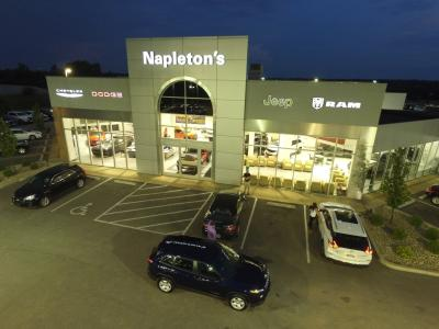 Napleton's Mid Rivers Chrysler Jeep Dodge RAM Maserati Image 1