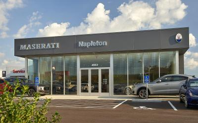 Napleton's Mid Rivers Chrysler Jeep Dodge RAM Maserati Image 2