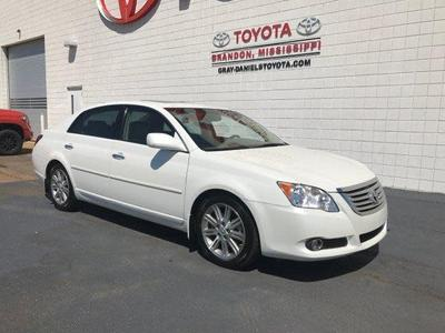 2008 Toyota Avalon Limited for sale VIN: 4T1BK36B58U322954