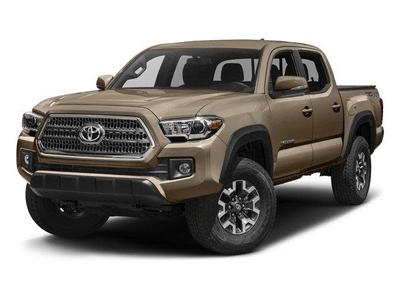2017 Toyota Tacoma TRD Off Road for sale VIN: 5TFCZ5AN9HX070058