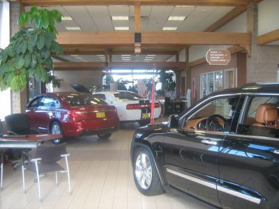 Luther Hudson Chrysler Dodge Jeep RAM Image 6