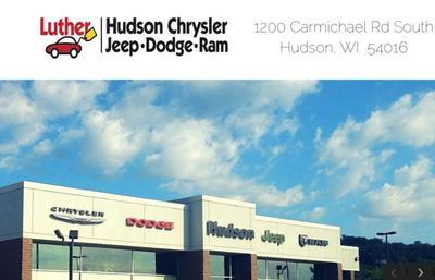 Luther Hudson Chrysler Dodge Jeep RAM Image 8