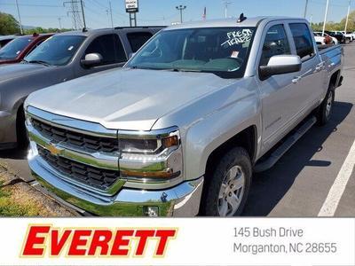 Chevrolet Silverado 1500 2018 for Sale in Morganton, NC