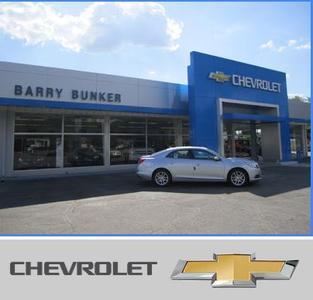 Barry Bunker Chevrolet Image 1