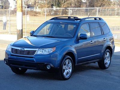 2009 Subaru Forester 2.5 X Limited for sale VIN: JF2SH64699H764805