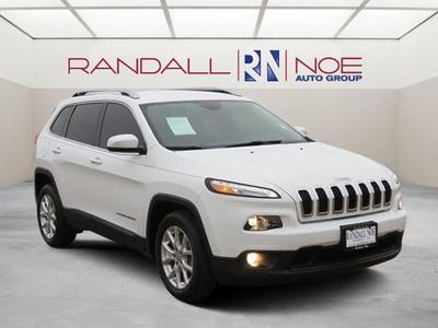 2016 Jeep Cherokee Latitude for sale VIN: 1C4PJLCB9GW265324