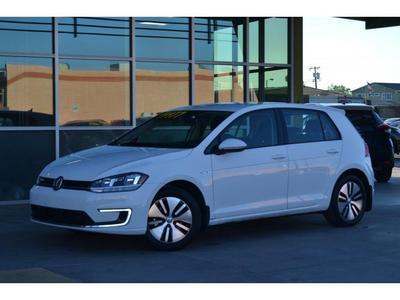 Volkswagen e-Golf 2017 for Sale in Tempe, AZ