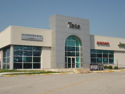 Tate Dodge Chrysler Jeep and Certified Used Cars Image 1