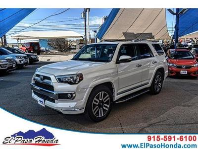 Toyota 4Runner 2018 for Sale in El Paso, TX