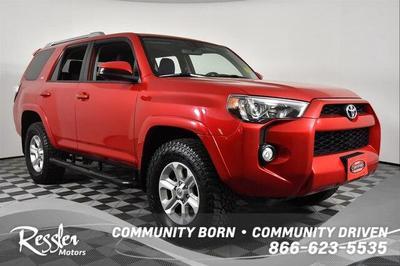 Toyota 4Runner 2017 for Sale in Bozeman, MT