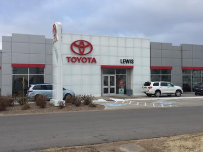 Lewis Toyota of Dodge City Image 4