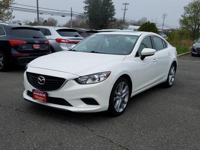 2016 Mazda Mazda6 i Touring for sale VIN: JM1GJ1V5XG1455237
