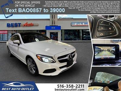 Mercedes-Benz C-Class 2017 for Sale in Floral Park, NY