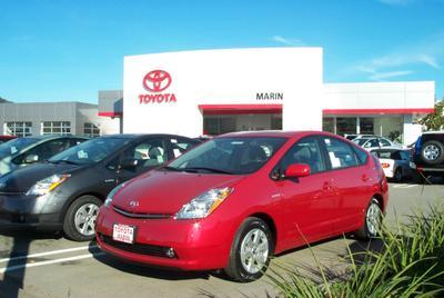 Toyota Marin Image 4