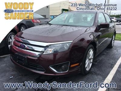 2011 Ford Fusion SEL for sale VIN: 3FAHP0JA3BR340337