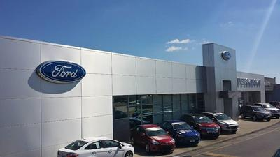 Beechmont Ford Image 1