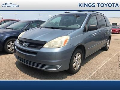2005 Toyota Sienna LE for sale VIN: 5TDZA23CX5S370690
