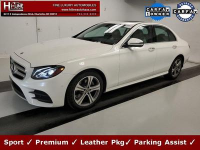 Mercedes-Benz E-Class 2018 for Sale in Charlotte, NC