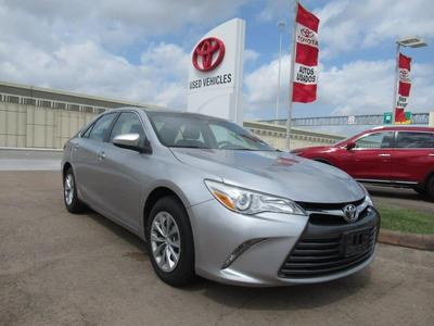 2016 Toyota Camry LE for sale VIN: 4T4BF1FK2GR529525