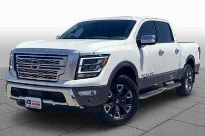 Nissan Titan 2020 for Sale in El Paso, TX