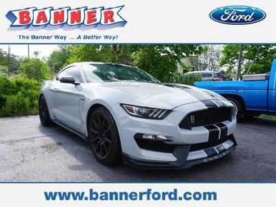 2016 Ford Shelby GT350 Base for sale VIN: 1FA6P8JZ5G5524877