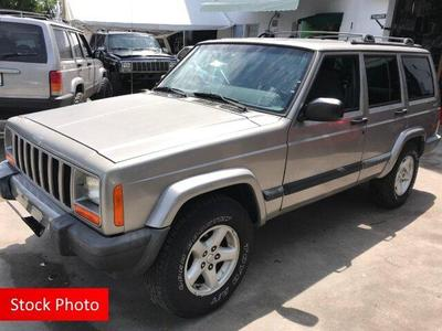 1999 Jeep Cherokee Sport 4WD for sale VIN: 1J4FF68S9XL668738