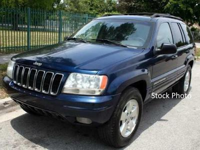 2001 Jeep Grand Cherokee Laredo 4WD for sale VIN: 1J4GW48N01C518138