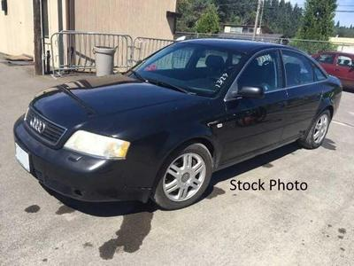 2001 Audi A6  for sale VIN: WAUED64B41N073835