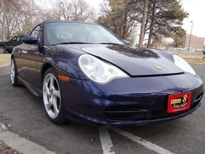 Porsche 911 2002 for Sale in Denver, CO