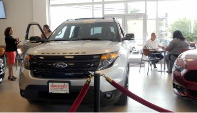 Maplecrest Ford Lincoln Image 2