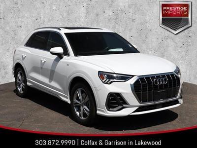 Audi Q3 2020 for Sale in Denver, CO