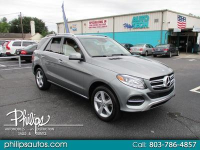 Mercedes-Benz GLE-Class 2016 for Sale in Columbia, SC
