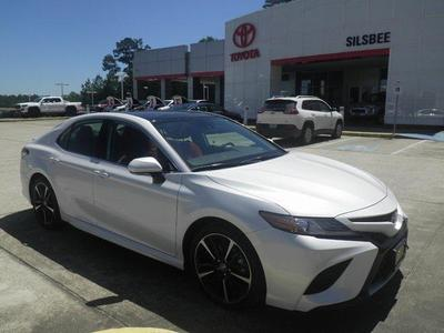 2019 Toyota Camry XSE for sale VIN: 4T1B61HK3KU702999