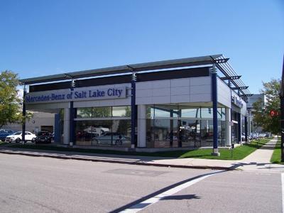 Mercedes-Benz of Salt Lake City Image 5
