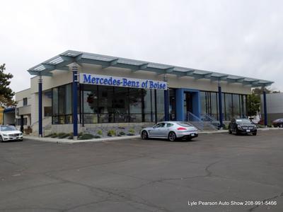 Mercedes-Benz of Boise Image 2
