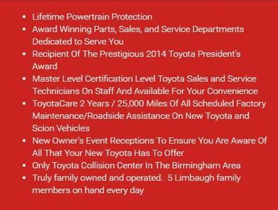 Limbaugh Toyota Image 1