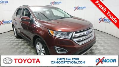 2015 Ford Edge SEL for sale VIN: 2FMTK4J91FBB20260