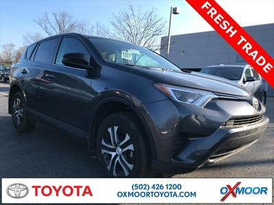 2018 Toyota RAV4 LE for sale VIN: 2T3ZFREV1JW439218