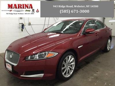 2013 Jaguar XF I4 T for sale VIN: SAJWA0ES6DPS65649
