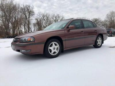 2000 Chevrolet Impala LS for sale VIN: 2G1WH55K8Y9118186