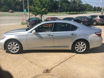 2007 Lexus LS 460  for sale VIN: JTHBL46F975041872