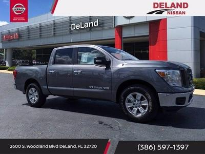 Nissan Titan 2019 for Sale in Deland, FL
