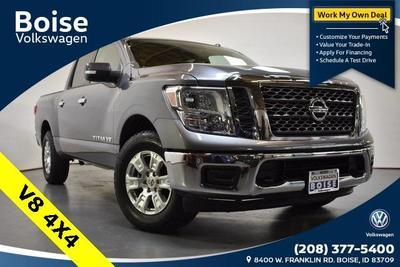 Nissan Titan 2018 for Sale in Boise, ID