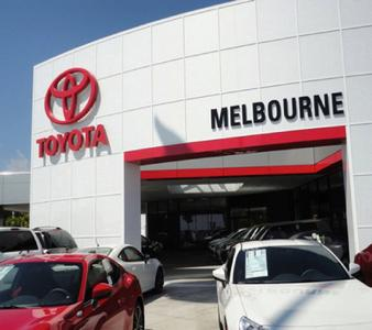 Toyota of Melbourne Image 1